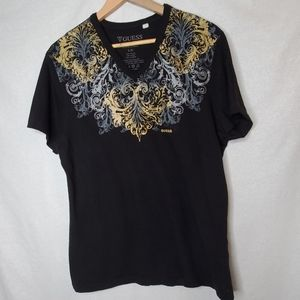 Guess Short Sleeve T-shirt with graphic design